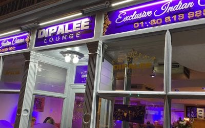 WIN a meal for two at the Dipalee Lounge, Buckingham!
