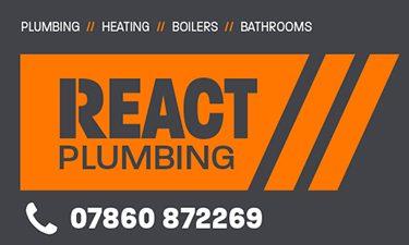 React Plumbing and Heating