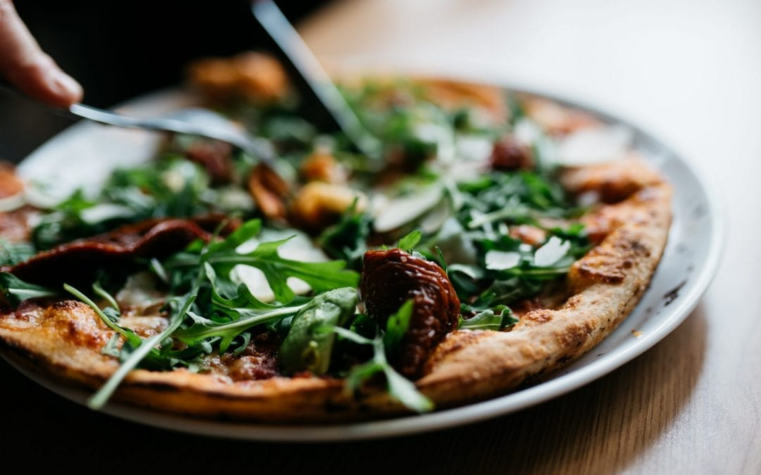 20% off food at Prego