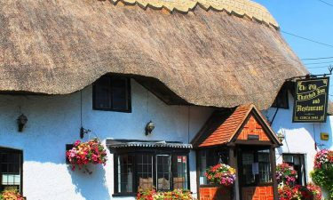 The Old Thatched Inn, Adstock