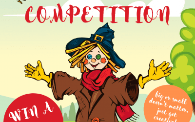 Make a Scarecrow Competition