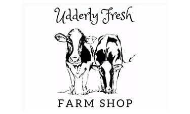 Udderly Fresh Logo