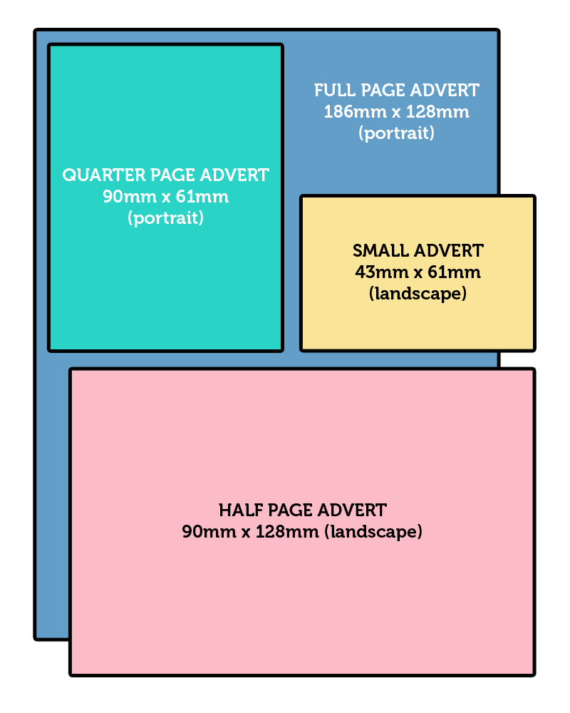 Advert Dimensions