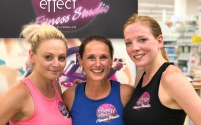 Getting Fit with Energy Effect Studio!