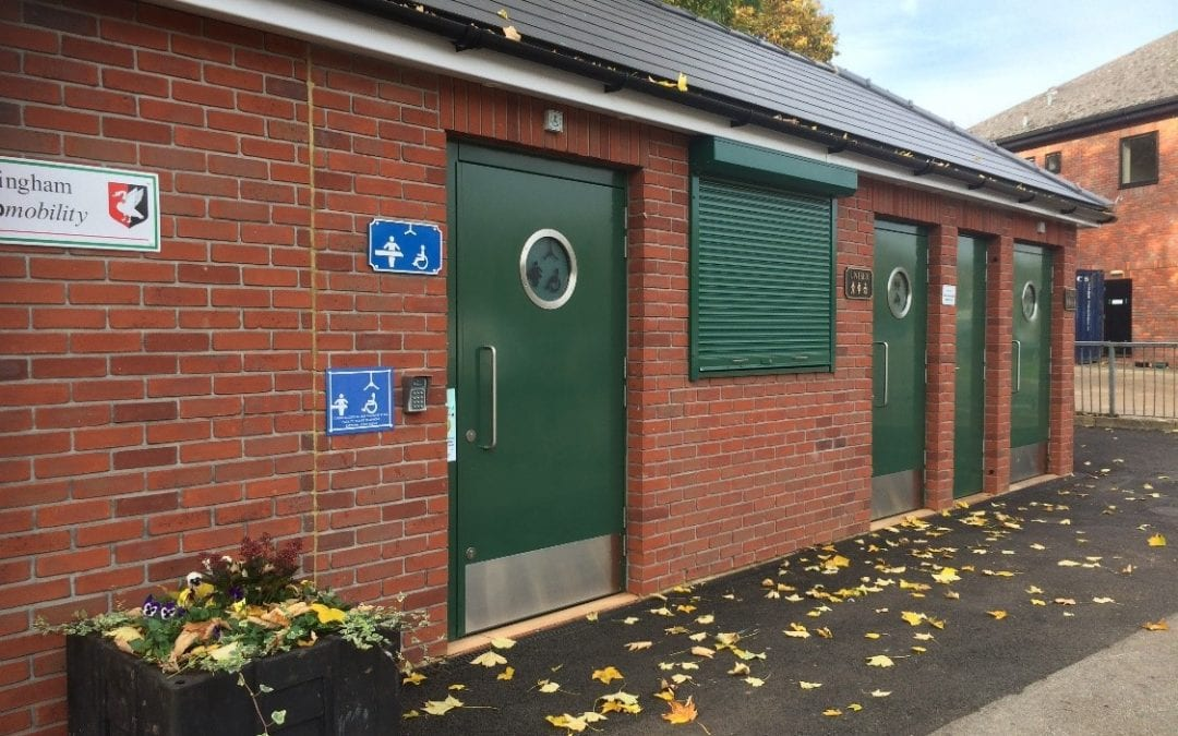 Cornwalls Meadow Toilets